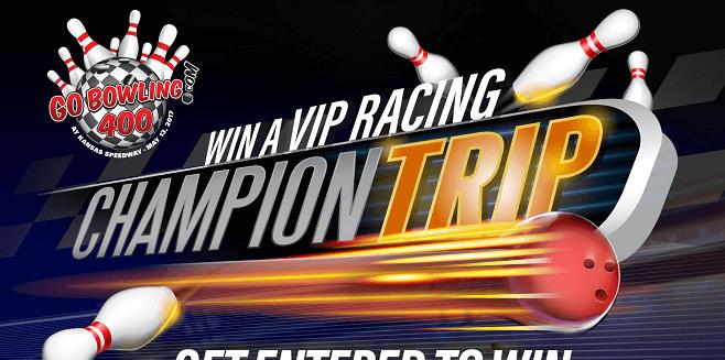 GoBowling.com VIP Racing ChampionTrip Sweepstakes