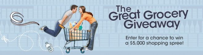 Valpak Great Grocery Giveaway