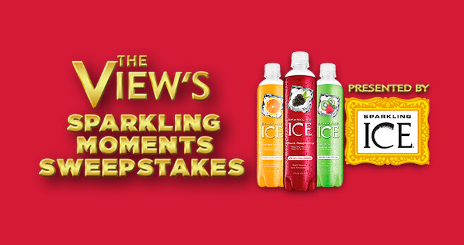 ABC's The View Sparkling Moments Sweepstakes