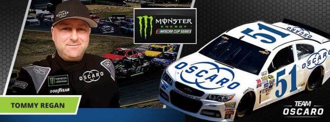 Oscaro NASCAR VIP TRIP Sweepstakes