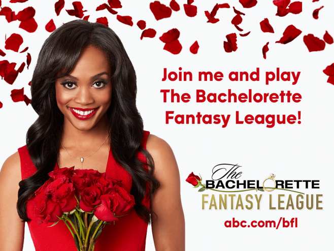 The Bachelorette Fantasy League Sweepstakes