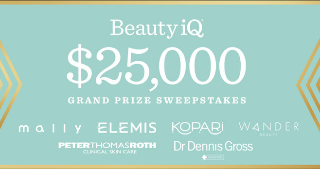 Beauty iQ QVC Sweepstakes (QVC.com/Sweepstakes)