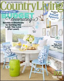 Country Living Magazine June 2017