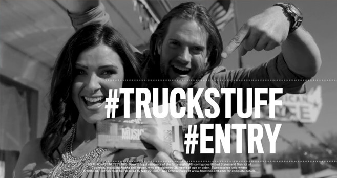 Firestone CMT Music Awards Sweepstakes (Firestone.CMT.com)