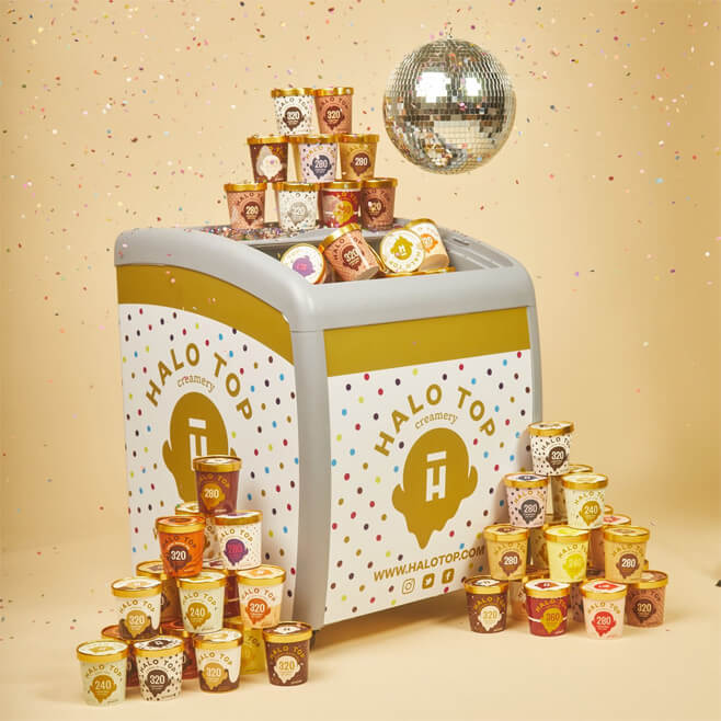 Halo Top The Gold Side Of Things Sweepstakes Grand Prize