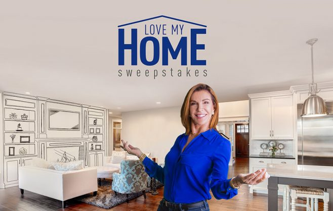 Desert School's Love My Home Sweepstakes