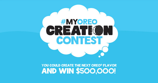 My Oreo Creation Contest 2017 (MyOreoCreationContest.com)