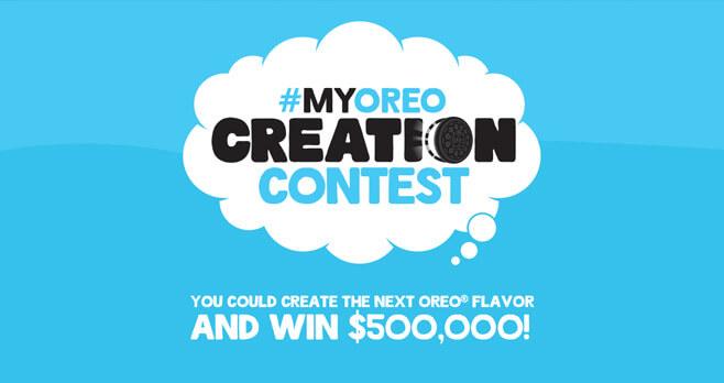 My Oreo Creation Contest 2017 (MyOreoCreationContest.com)