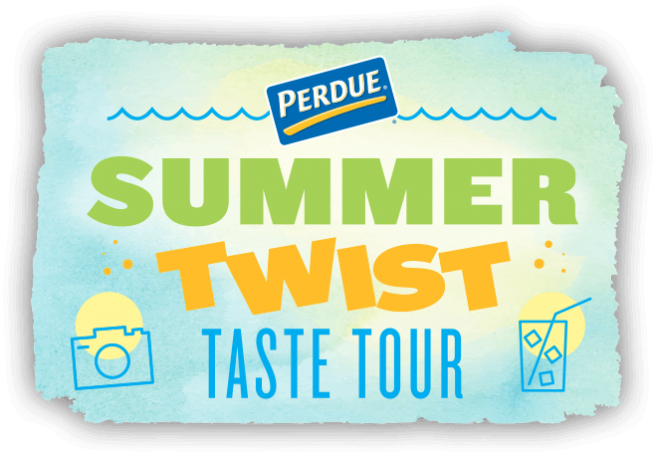 Perdue Summer Twist Taste Tour Contest
