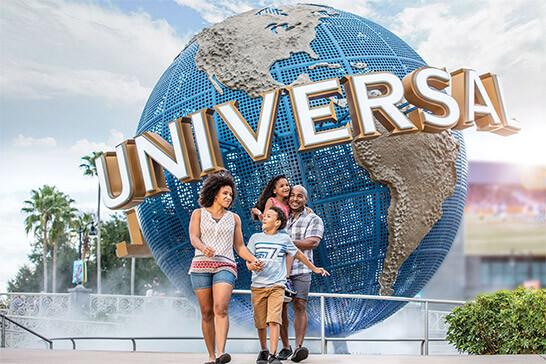 Universal Grand Prize Trip
