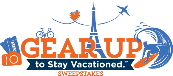 Diamond Resorts Gear Up to Stay Vacationed Sweepstakes