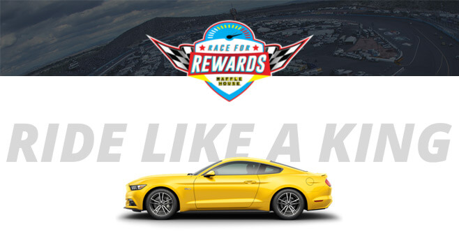 Waffle House Rewards Ride Like A King Sweepstakes