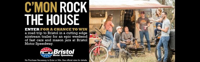 Ole Smoky Distillery C'Mon Rock The House Sweepstakes