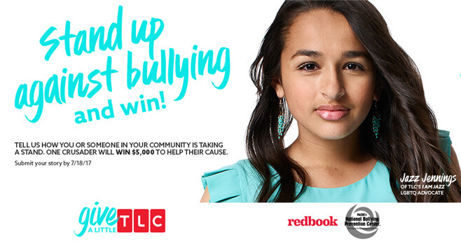 TLC Give A Little Contest