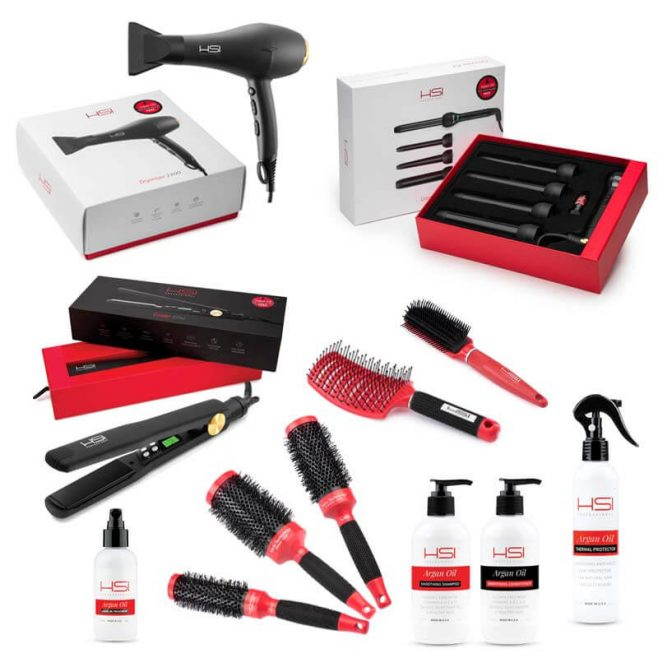 HSI Dream Professional Styling Set Giveaway