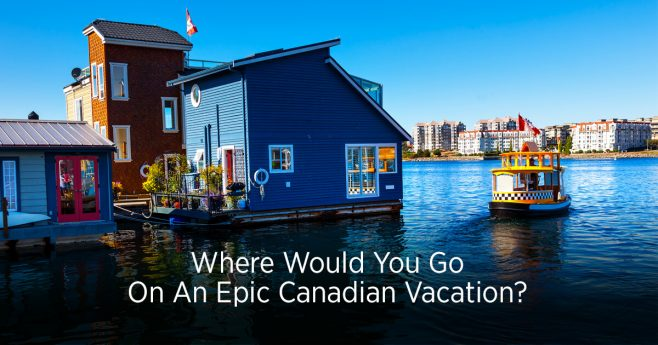 Marriott's EPIC Canada Adventure Sweepstakes