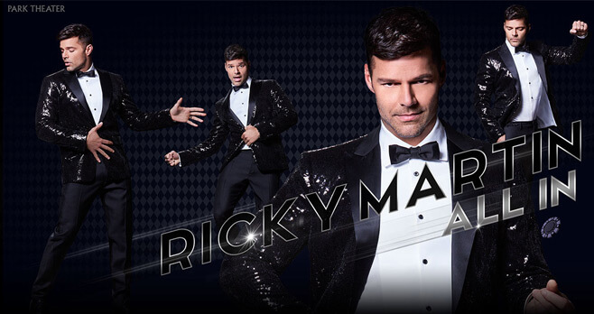 EXTRA TV Ricky Martin Sweepstakes