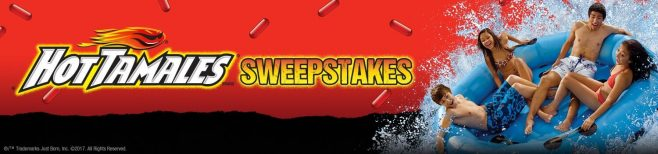 HOT TAMALES Sweepstakes