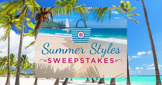 JTV Summer Styles Sweepstakes (JTV.com/Summer)