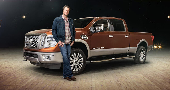 Nissan Titan Take Me To Blake Sweepstakes