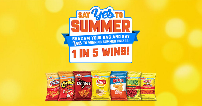 Shazam Say Yes To Summer Instant Win Game