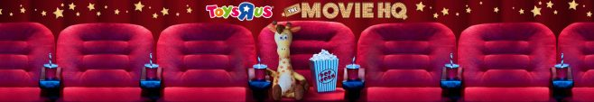 Toys R Us Ultimate Summer Movie Experience Sweepstakes