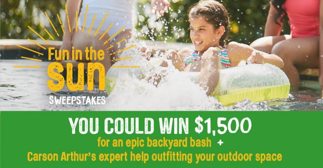 BHG Real Estate Fun In The Sun Sweepstakes