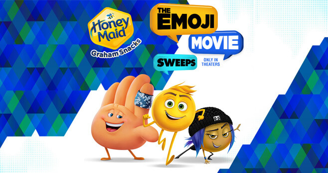 Honey Maid The Emoji Movie Sweepstakes