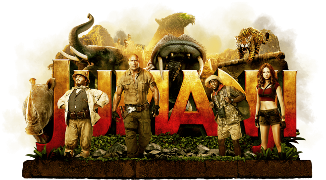 Sony Pictures JUMANJI Sweepstakes