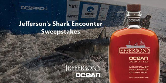Jefferson's Ocean Shark Encounter Sweepstakes
