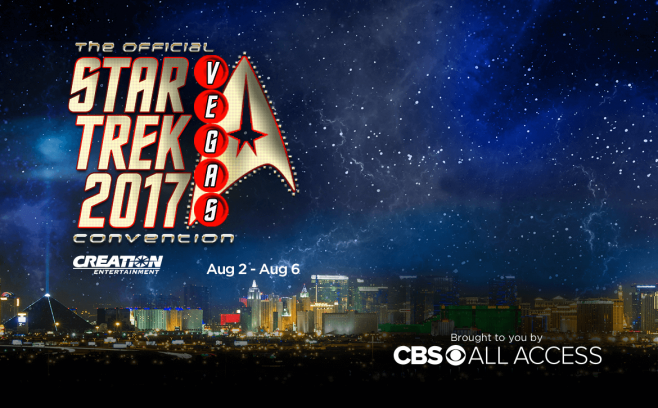 CBS Star Trek Week-in-Vegas Sweepstakes