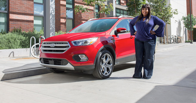 The Real Friend Ford Escape Giveaway