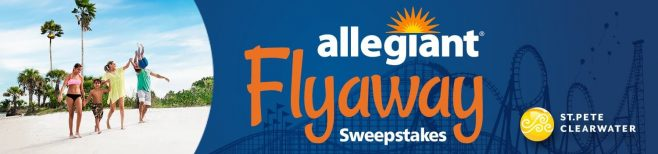 Six Flags Allegiant Air Flyaway Sweepstakes