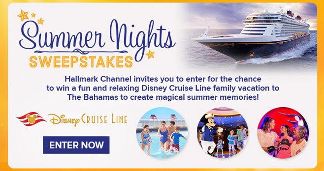 Hallmark Channel Summer Nights Sweepstakes 2017