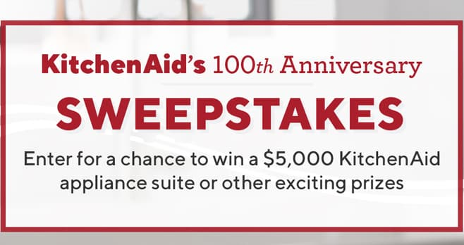 kitchenaid sweepstakes qvc