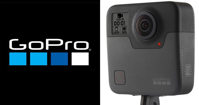 GoPro Fusion Giveaway