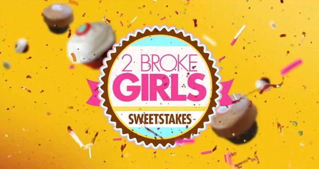 2 Broke Girls Sprinkles SWEETstakes Sweepstakes