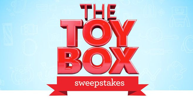 ABC's The Toy Box Sweepstakes 2017