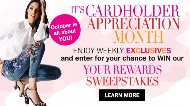 Bon-Ton Stores Your Rewards Sweepstakes 2017