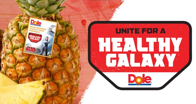 Dole Unite For A Healthy Galaxy Sweepstakes