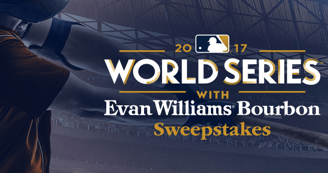 Evan Williams World Series Sweepstakes 2017