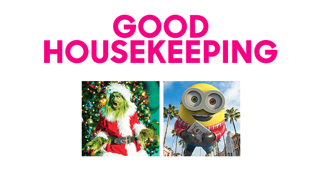 Good Housekeeping Universal Orlando Resort Holiday Sweepstakes