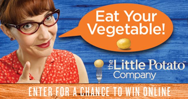The Little Potato Company Eat Your Vegetable Sweepstakes