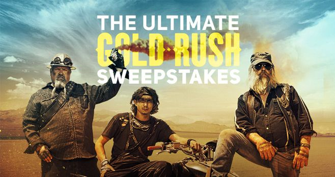 Discovery's Ultimate Gold Rush Sweepstakes 2017