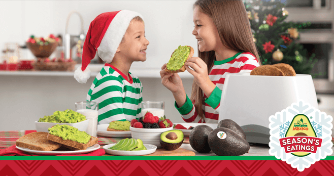 Avocados From Mexico Season's Eatings Sweepstakes 2017