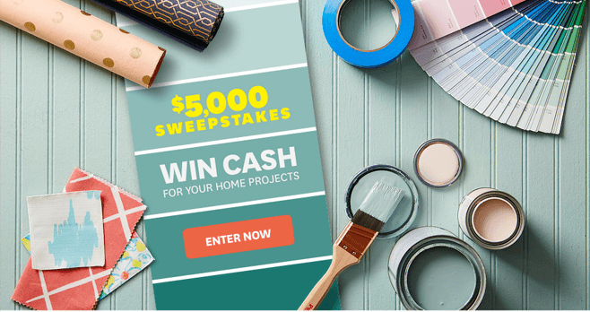 BHG $5K Winter Sweepstakes 2017