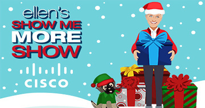 Ellen's Show Me More Show Watch and Win Contest