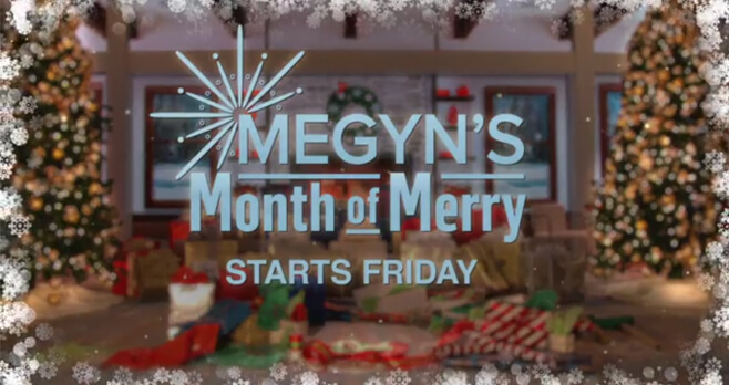 Megyn Kelly Today Month of Merry Giveaway