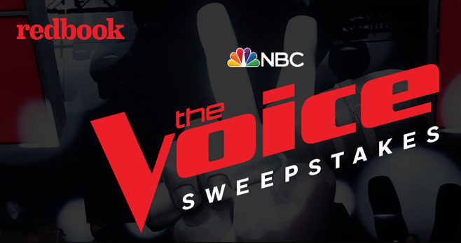 Redbook Magazine The Voice Season 14 Finale Sweepstakes