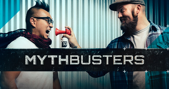 Science Channel's Mythbusters DJI Spark Drone Giveaway